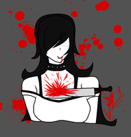 .: This Knife Called Lust :. by AdorableEvil29