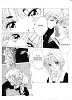 CCS Doujinshi:First Kiss Page8 by barbypornea