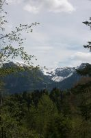 view to mountain 30 by ingeline-art
