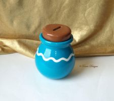Item Pot Bank Ceramic Wind Waker ZELDA Custom #3 by TorresDesigns
