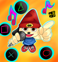Parappa the rapper! by Huggiez-EXE