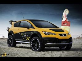 Seat Dune Concept by pacee