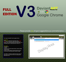 DA Google Chrome Theme V3 FULL by UJz
