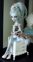 Custom Monster High Ghoulia by Kayke