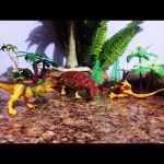 Primeval Battle  by zoome3