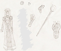 Sinu Character Sheet PSO by Man-of-Pants