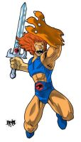 Lord Lion-O by Darkness33
