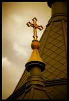 The Cross by Mihaell