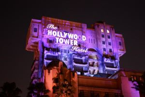 Hollywood Tower of Terror by explodingDYNOMITE