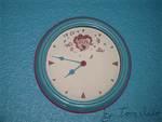 Pinkey pie party clock by Tom-Addo