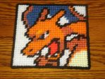 Charizard Coaster by UWorlds