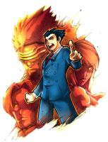 OBJECTION! by SketchesLikeaBoss