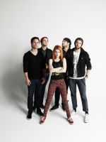 Paramore Brand New Eyes 3 by Pabloan