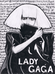Lady Gaga by SeLLeRockZ