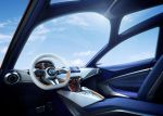 Nissan Sway Concept (2015) Interier by PAFiC