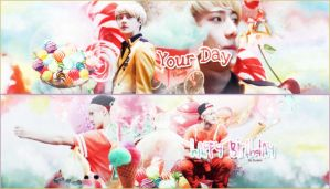 Sehun's DAY by Dorabin