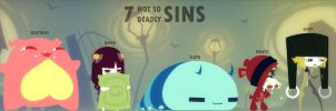 7 Not So Deadly Sins by Mikeinel
