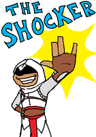 SHOCKER by madHattercat