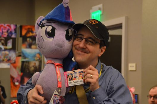 Duo Cartoonist - BABSCon 2017 by 172rainbow