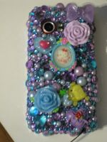 My Deco Cell Phone Case by xFruitCandyX