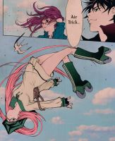 Air Gear by Arashix