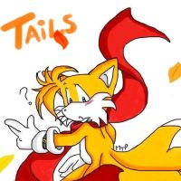 Tails :: Autumn by MilesTailsPrower-007