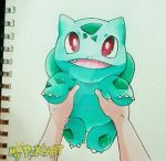 Lovely Bulbasaur by mypokeart