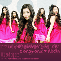 [03.02.2014] PNG Pack Qri by LatteSweetz123