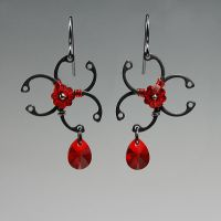 Biohazard Red II v7- SOLD by YouniquelyChic