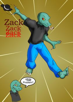 ID For Zack contest by paladin095