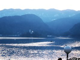Gee, Bled, you're splendid. by Saici