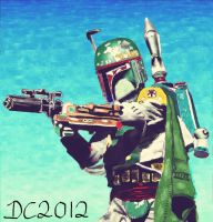 Boba Fett by David-c2011