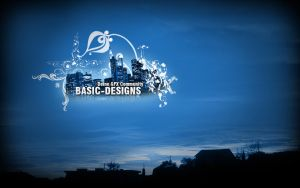 Basic-Designs.de Wallpaper by xexaplex