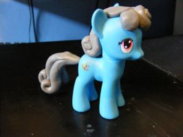 Shoe Shine costom toy by CoolestNinja1242
