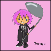 Joke Weapons: Marluxia by shiraoi