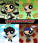 Superpowerpufftural(?!) by PraiseCastiel