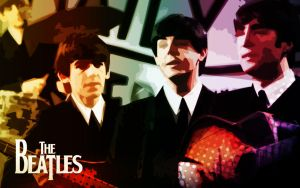 The Beatles Wallpaper by Thorzilla