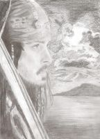 Jack Sparrow by headintheair