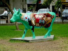 Cow 8 by JacquiJax-Stock