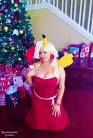 Santachu by HeatherAfterCosplay