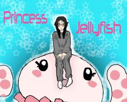 Princess Jellyfish by Lenneth3