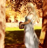 Khaleesi by MrsFoxie
