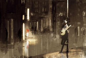 The broken heart club by PascalCampion