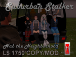 Presenting: The Suburban Stalker by TheSuperSnapper