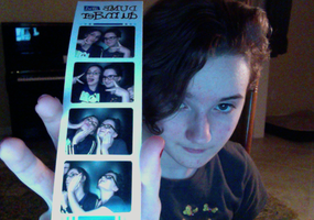 I didn't know what a photo booth was by pastelknees