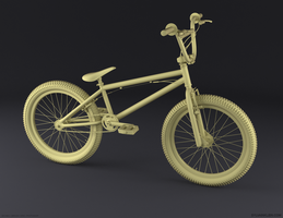 BMX Clay by Sylvain-Klein