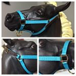 CM Navajo Blue Breakaway Halter Sold by night-mother