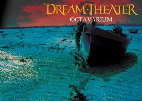 dream theater poster by castadream
