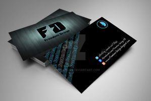 Freedom Design business card by mustang-GT