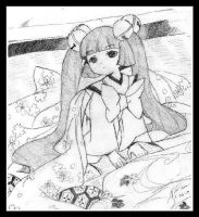 chobits2 by onin07